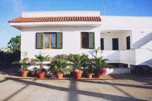 Bed and breakfast villa sitrie salento