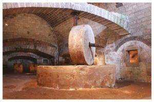 Villa Sitrie Frantoio semipogeo dei Protonobilissimo