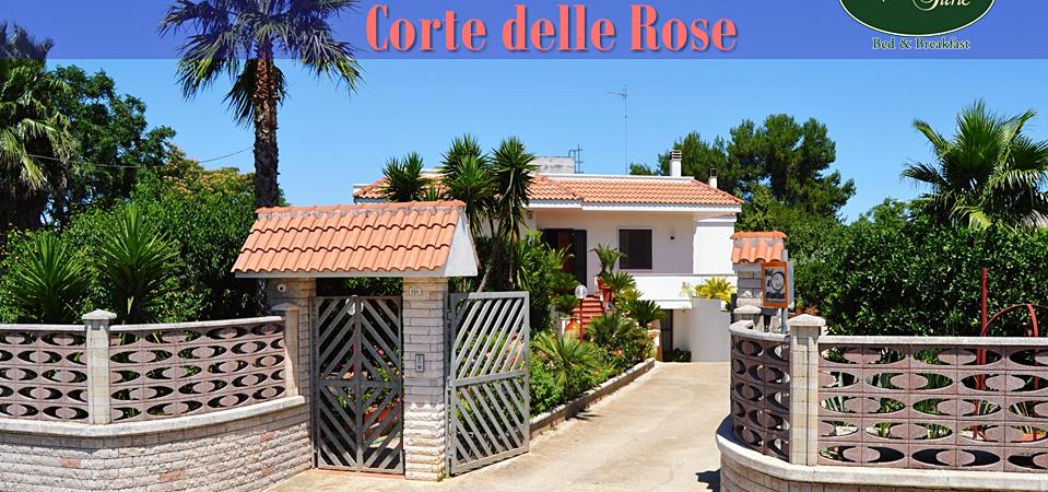 Bed and breakfast Villa Sitrie Corte delle Rose Muro Leccese